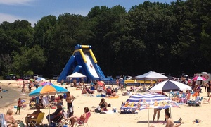 Acworth Slide: $15 for an All-Day Pass with Sliding, Parking, and Shaved Ice for One to Acworth Slide ($24 Value)