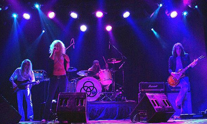 Zoso – The Ultimate Led Zeppelin Experience - House of Blues New Orleans: $10 to See Zoso – The Ultimate Led Zeppelin Experience at House of Blues New Orleans on Friday, July 20 (Up to $19 Value)