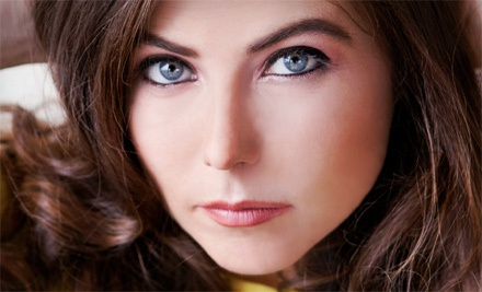 One or Two Gold Anti-Aging Facials and Signature Eye Treatments at Beauty Works Salon & Retail Center (52% Off)