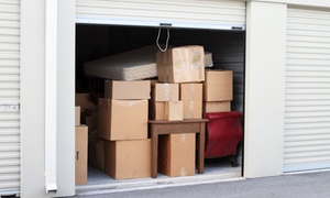 A2B Removals: Storage Unit Hire - 9 (From $49), 18 (From $79) or 37 Cubic Metres (From $120) Hire from A2B Storage (From $140 Value)