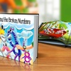 """Up to 65% Off """"The Broken Numbers"""" Personalized Kids Book"""