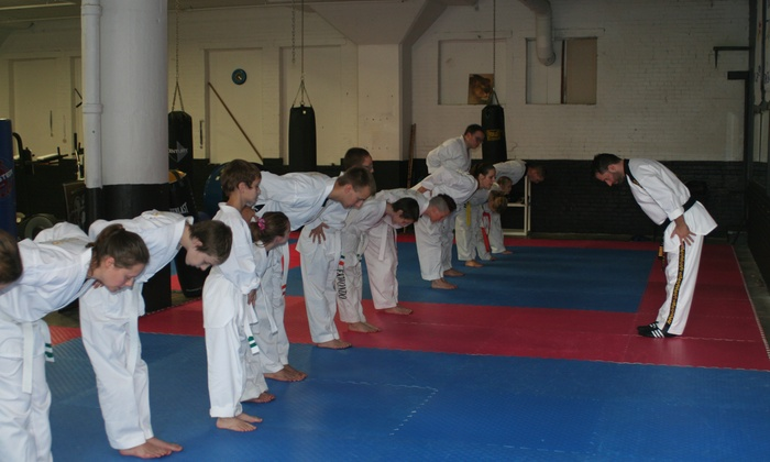 Our Gym LLC - Wadsworth: Up to 51% Off Taekwondo Kids Classes at Our Gym LLC