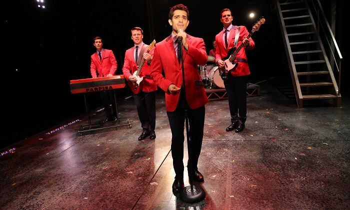 """Jersey Boys"" - Toyota Oakdale Theatre: ""Jersey Boys"" at Toyota Oakdale Theatre on February 3–5 or 8 (Up to 43% Off)"