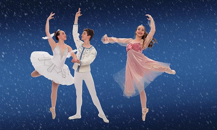 """The Nutcracker Ballet"" - Reynolds Auditorium: ""The Nutcracker"" on December 11 or 12 – Abbreviated Show Available"