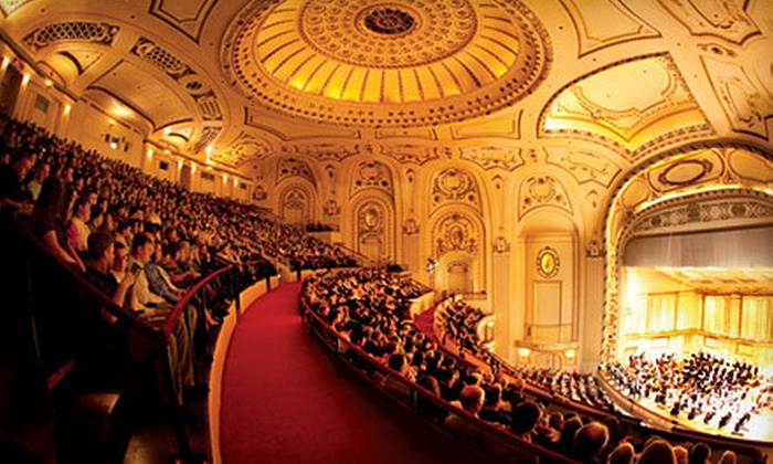 St. Louis Symphony - Grand Center: A Night at the St. Louis Symphony on Saturday, December 1, at 8 p.m. (Up to 54% Off)