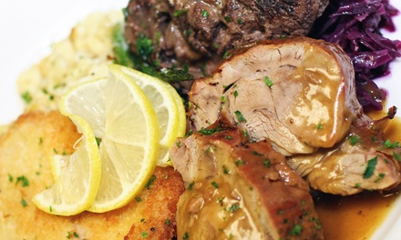 $16 for $30 Worth of German and American Food at Otto's Brauhaus