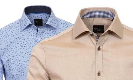 Waardebon van € 20, € 70 en € 120 voor het gehele assortiment van Luxe Overhemden