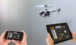 Mota Iphone-controlled Helicopter