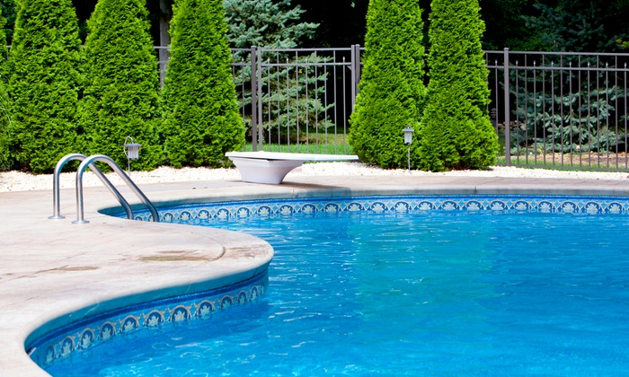 Rebel Pool & Spa - Las Vegas: One or Two Months of Weekly Pool Service from Rebel Pool & Spa (Up to 59% Off)
