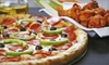 Mancino's Pizza & Grinders - Fond du Lac: Pizza Meal with Soft Drinks and Appetizer for Two or Four at Mancino's Pizza & Grinders (Up to 51% Off)