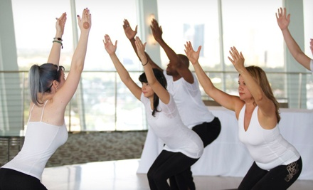 10 Fitness Classes or One Month of Unlimited Fitness Classes at Zen-66 (Up to 70% Off)