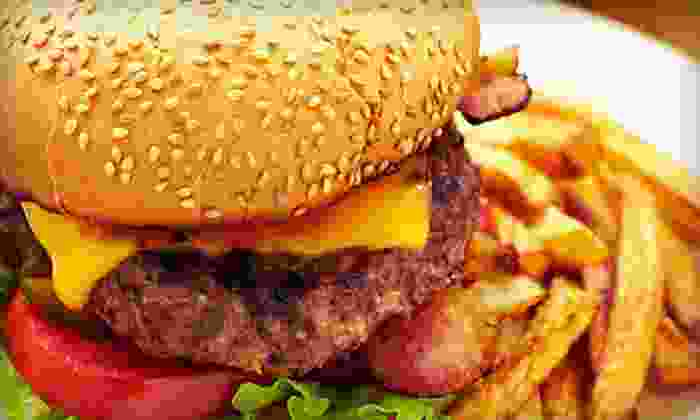 Silver Star Diner - West Norwalk: Greek-American Diner Cuisine Lunch or Dinner for Two or Four at Silver Star Diner (Half Off)