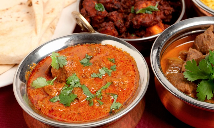 Flavors Indian Cuisine - Richwood Home Owners Association: Lunch or Dinner for Two or Four or More at Flavors Indian Cuisine (Half Off)