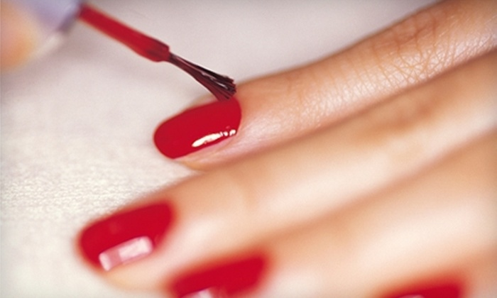 NY Nails - Killearn Lakes: $39 for a Chocolate-Indulgence Manicure and Pedicure at NY Nails (Up to $85 Value)