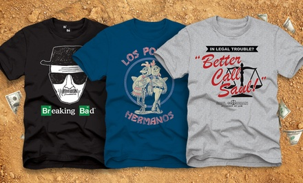 Breaking Bad T-Shirts and Hoodies from $12.99–$29.99. Free Returns.