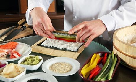 Curso de cocina asiática para 1 o 2 personas desde 16,90 €