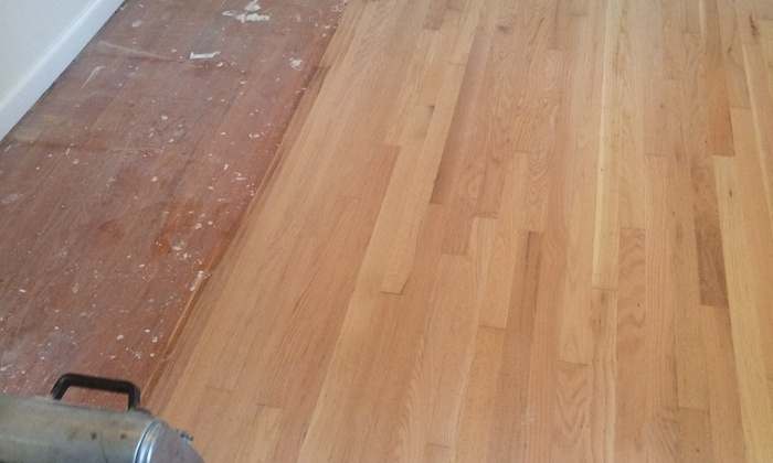 BR SILVA CONSTRUCTION LLC - Kansas City: $600 for $800 Worth of Flooring — Br Silva Construction