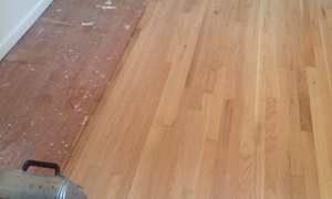 BR SILVA CONSTRUCTION LLC: $600 for $800 Worth of Flooring — Br Silva Construction