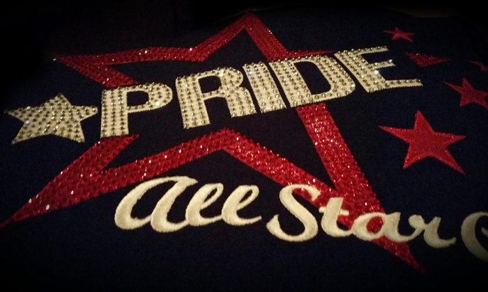 Pride All Star Cheer - Union Park: Four Weeks of Cheer or Tumbling Classes at Pride All Star Cheer (40% Off)