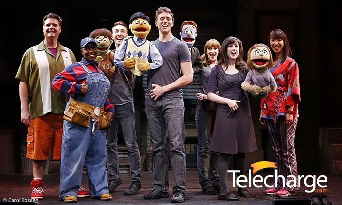 """""""Avenue Q"""" - New World Stages: $69 to See """"Avenue Q"""" at New World Stages on April 11–May 22 ($105 Value)"""