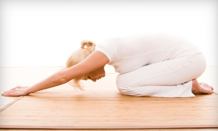 Simplify Yoga - Coventry: 10 or 15 Drop-In Yoga Classes at Simplify Yoga (Up to 68% Off)