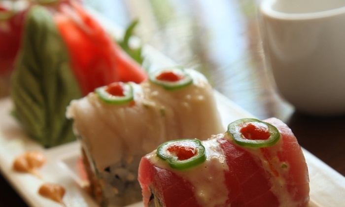 ZC Boston - Lower Roxbury: $16 for $30 Worth of Modern Asian Cuisine for Two or More at ZC Boston