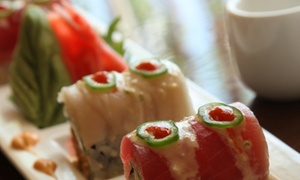ZC Boston: $16 for $30 Worth of Modern Asian Cuisine for Two or More at ZC Boston