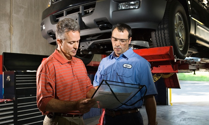 Capitol Auto Service - Waipahu: $49 for Wheel Alignment and State Safety Inspection at Capitol Auto Service ($99 Value)