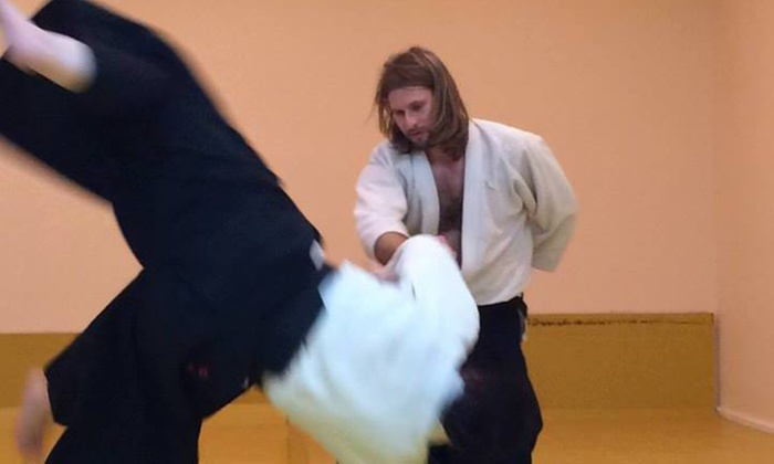 Wave Man Aikido - Park Ridge: $68 for $225 Worth of Martial-Arts Lessons — Wave Man Aikido Club