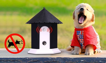 $29 for an Outdoor Bark Control Device
