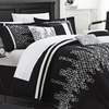 Camillo Oversized and Overfilled Embroidered Comforter Set (8-Piece)