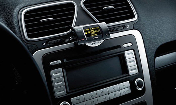 Audio 2000 - West Los Angeles: One or Two Ego Flash Bluetooth Hands-Free Car Kits with Installation at Audio 2000 (Up to 55% Off)