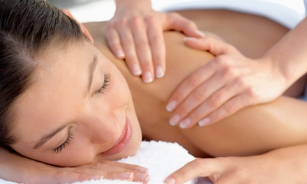 $125 for Spa Package with Massage, Facial, and Sugar Foot Scrub for Two at Massage49 ($270 Value)