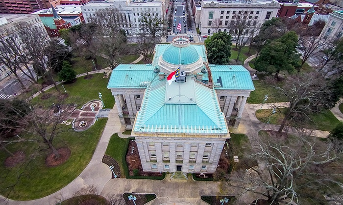 Flyboy Aerial Photography - Raleigh / Durham: $150 for $300 Worth of Services at Flyboy Aerial Photography
