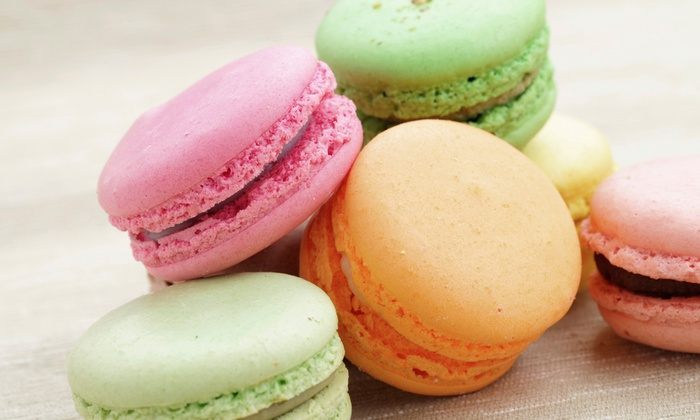 Fillings & Emulsion - People's Freeway: $12.50 for One Dozen Macarons at Fillings & Emulsion ($25 Value)