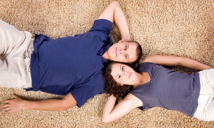 Exceptional Carpet - Phoenix: $59 for Carpet Cleaning for Three Rooms or Up to 600 Sq. Ft. from Exceptional Carpet (Up to $119 Value)