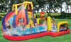 Banzai Inflatable Water Park: Banzai Inflatable Water Park
