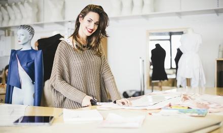 """Online-Kurs """"Mode schneidern und gestalten"""", optional mit Fernlehrerbetreuung, von Laudius(bis zu 95% sparen*)"""