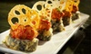 Xushi Ko - Dearborn: Japanese Dinner for Two or Four at Xushi Ko (Half Off)