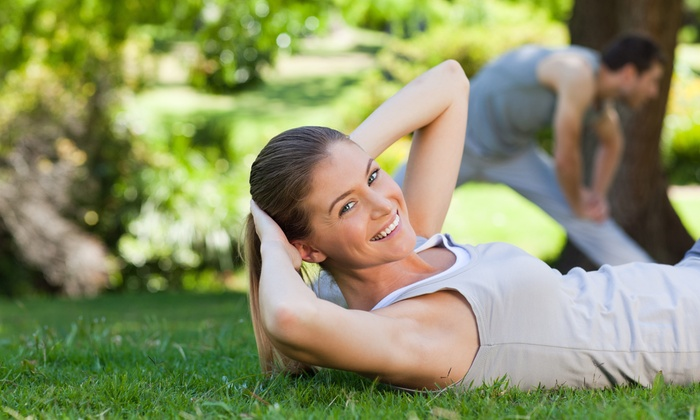 Salus Fitness - Lakeview: Four or Six Weeks of Unlimited Boot-Camp Classes from Salus Fitness (Up to 92% Off)