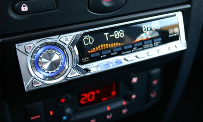 Auto Audio - Multiple Locations: $65 for an Auxiliary Input Installation at Auto Audio ($159.99 Value)