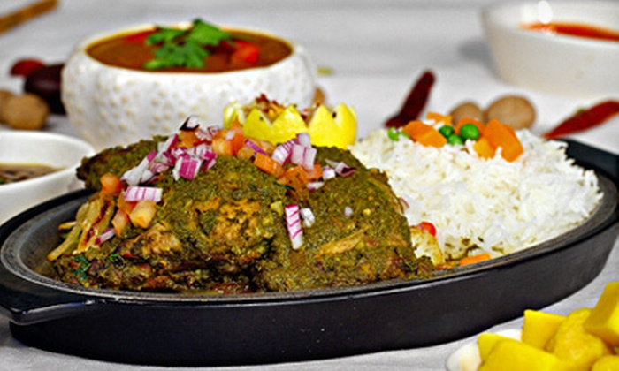 Indo Fusion - Novi: $20 for Two Vouchers for Indian-Goan Cuisine at Indo Fusion ($40 Value)