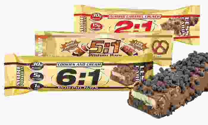 12-Pack of MetraGeniX Protein Bars: $19.99 for a 12-Pack of MetraGeniX Protein Bars ($39.48 List Price). Five Flavors Available. Free Shipping.