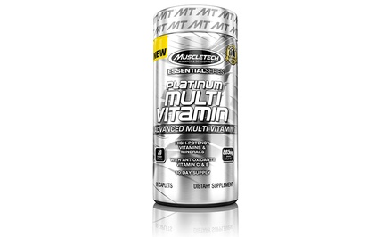 30-Servings Muscletech Essential Series Platinum Multivitamin