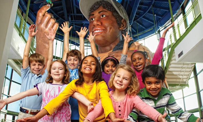 EdVenture Children's Museum - The Congaree Vista: Museum Visit for Four or a One-Year Anytime Membership to the EdVenture Children's Museum (Half Off)