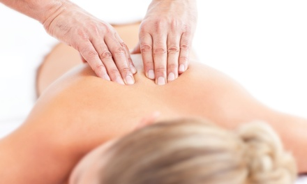 One 60-Minute Swedish or Hot-Stone Massage at Contour Body Works (Up to 51% Off)
