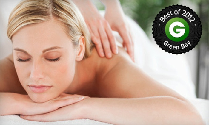 Strength of the Hands - De Pere: One Deep-Tissue Massage or Three Swedish Massages at Strength of the Hands (Up to 56% Off)