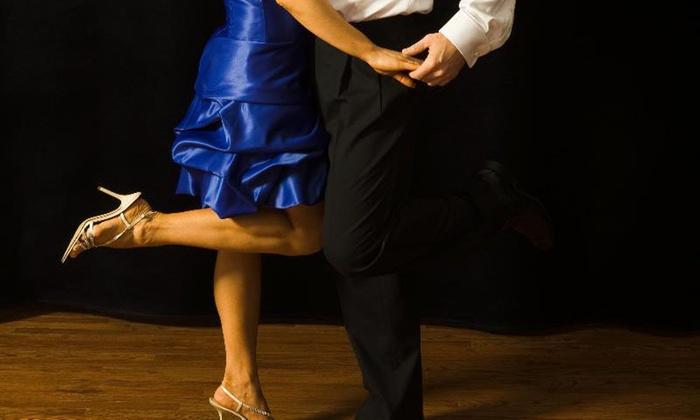 Elite Ballroom - Raleigh - Morrisville: Five Dance Classes from Elite Ballroom (60% Off)
