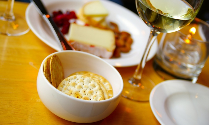 Chateau Buffalo - Babcock: Cider or Wine Tasting with Cheese Pairing for Two or Four at Chateau Buffalo (45% Off)