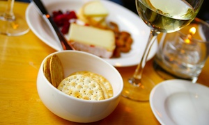 Chateau Buffalo: Cider or Wine Tasting with Cheese Pairing for Two or Four at Chateau Buffalo (47% Off)